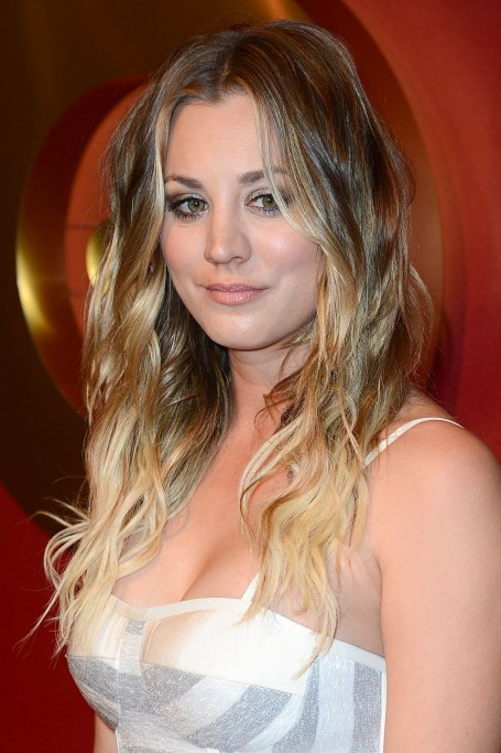 Kaley Cuoco At Qvc Th Annual Red Carpet Style Event In Beverly Hills