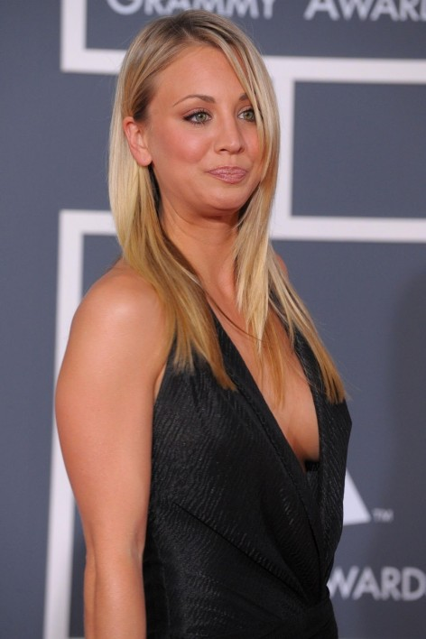 Kaley Cuoco Los Angeles Lo