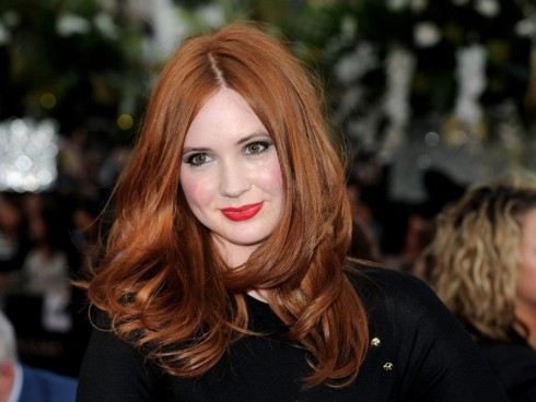 Karen Gillan Amy Pond Tv