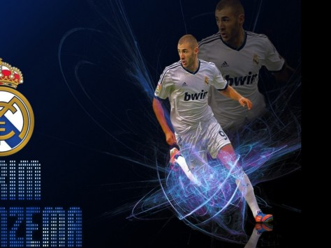 Karim Benzema Real Madrid Wallpapers For Blackberry