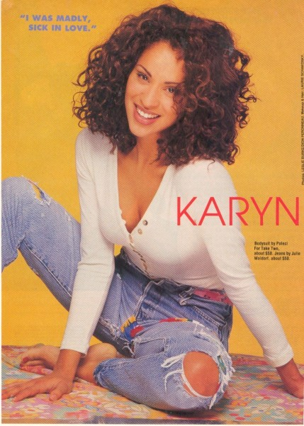 karyn parsons hot