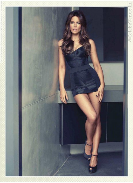 Kate Beckinsale In Esquire Magazine Mex Fashion