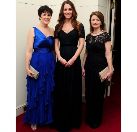 Kate Middleton Charity Event Ctr