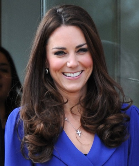 Kate Middleton Hairstyle Ideas