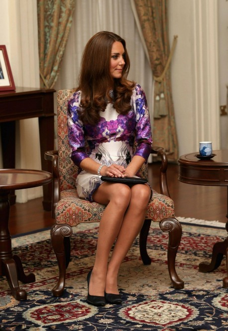 Kate Middleton Hot Tight Dress Anxu Hot