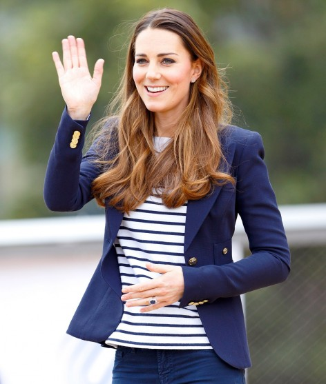 Kate Middleton Zoom Body