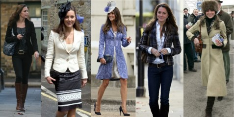 La Modella Mafia Kate Middleton Style Fashion