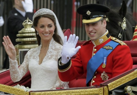 Prince William And Kate Middleton Wedding Wedding