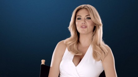 Kate Upton Gillette Body Grooming Body