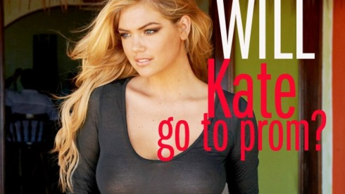 Will Kate Upton Go To Prom Twobyone