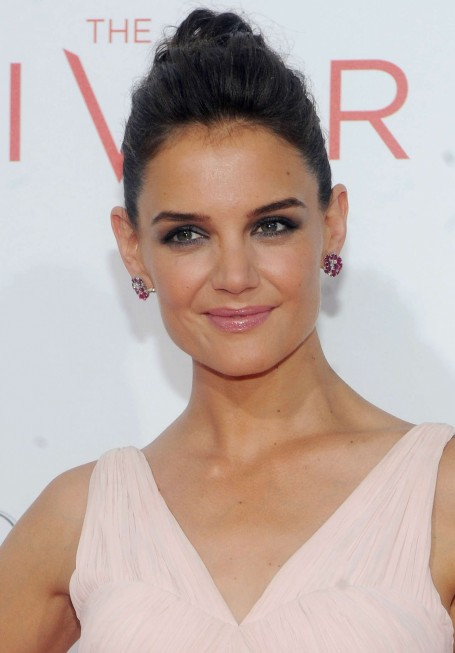 Katie Holmes The Giver Ny Premiere