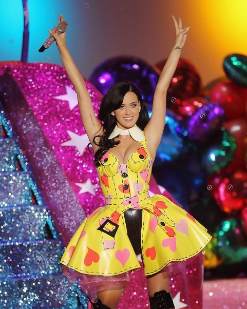 Katy Perry Performs At The Victorias Secret Fashion Show In Nyc Fashion