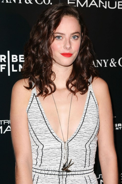 Kaya Scodelario At The Truth About Emanuel Premiere In Hollywood Fashion