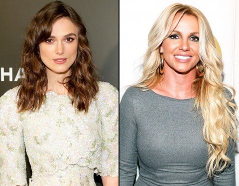 Keira Knightley Britney Spears Zoom Husband