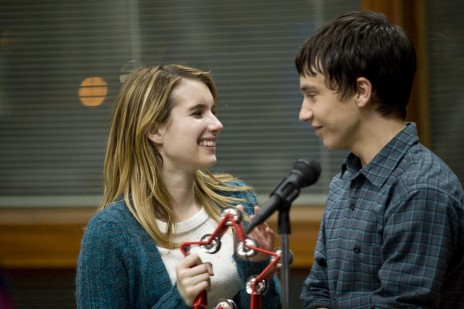Still Of Emma Roberts And Keir Gilchrist In Its Kind Of Funny Story Movies