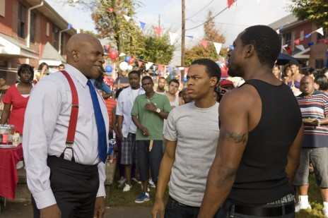 Still Of Keith David Shad Moss And Gbenga Akinnagbe In Lottery Ticket
