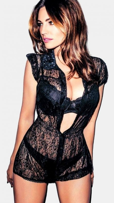 Kelly Brook At Fhm Magazine France