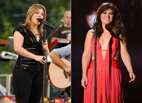 Kelly Clarkson Weight Gain