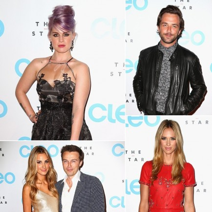 Cleo Magazine Relaunch Party Pictures Kelly Osbourne Weight Loss