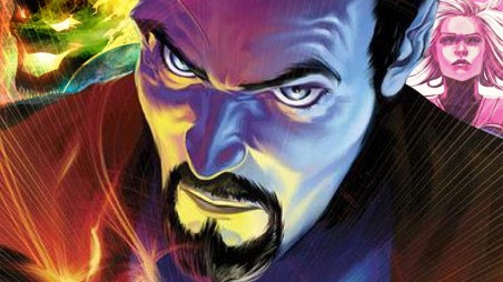 Marvels Kevin Feige Doctor Strange May Team With Apsw