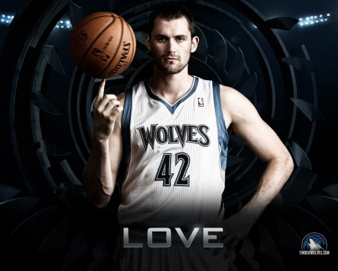 Kevin Love New Nba Timberwolves Wallpapers