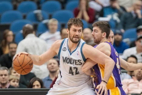 Kevinlovewolves Lakers Ucla