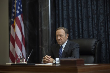Kevin Spacey As Frank Underwood In Hoc On Showcase House Of Cards
