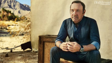 Thr Issue Kevin Spacey