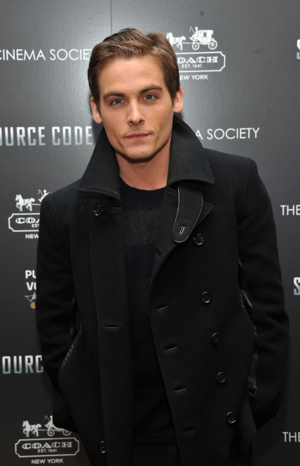 Kevin Zegers At Event Of Source Code Large Picture