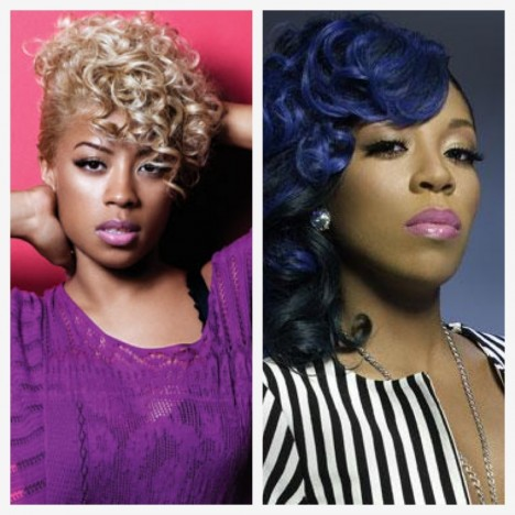 Michelle And Keyshia Cole Beef