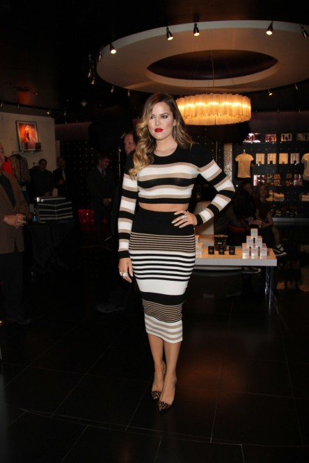 Fabulous Looks Of The Day Khloe Kardashian Mirage January Th Th