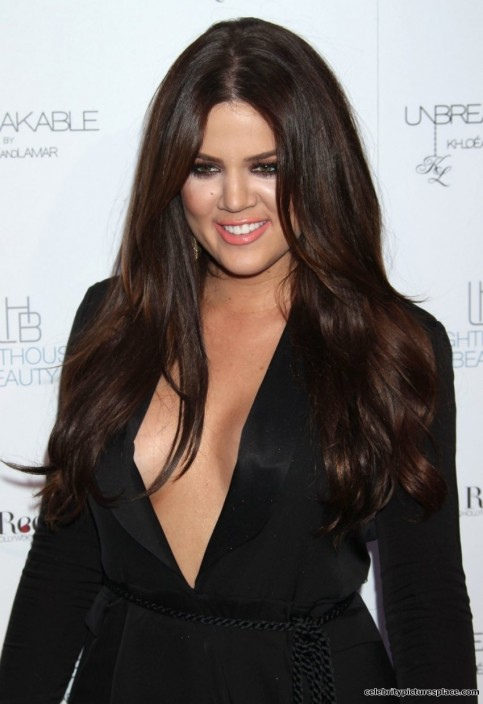 Khloe Kardashian Beautiful