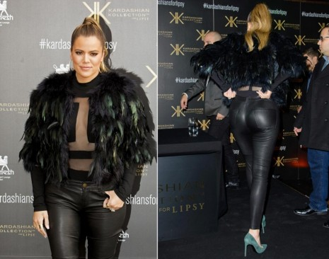 Khloe Kardashian London