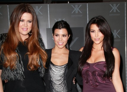 Kourtney Kim And Khloe Kardashian Launch Khroma Beauty Makeup Line