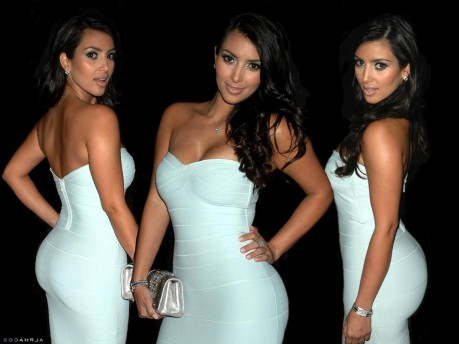 Kim Kardashian Wedding Photos Wedding