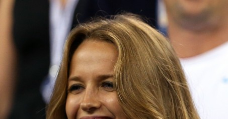 Andy Murray Girlfriend Kim Sears Watched He Won His First Men