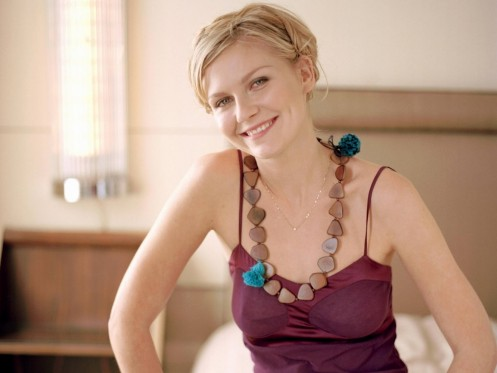 Kirsten Dunst New Pic Wallpaper