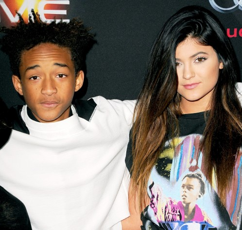 Jaden Smith Kylie Jenner Zoom