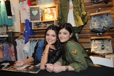 Kendall And Kylie Jenner Take Their Kardashian Sisters Steps By Launching Their Own Clothing Line Sister