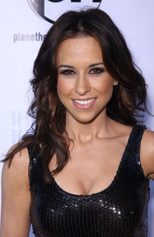 Lacey Chabert At Th Birthday Party At Planet Hollywood In Las Vegas Bikini