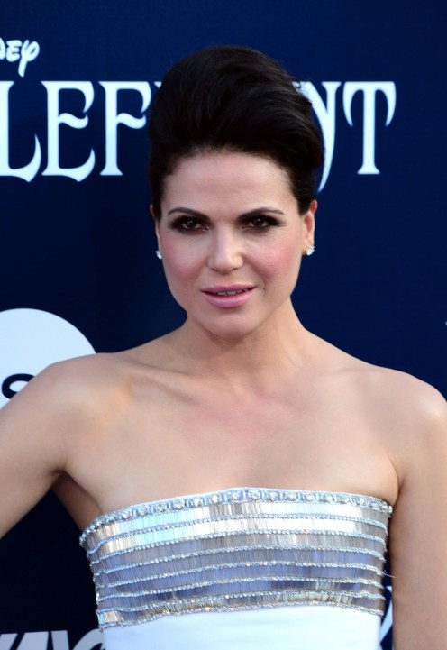 Lana Parrilla World Premiere Of Disneys Maleficent At The El Capitan Theatre In Hollywood