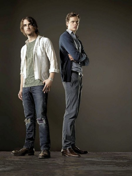 Landon Liboiron And Bill Skarsgard Original Hemlock