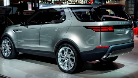Update Land Rover Discovery Concept Previews Lr Discovery And Lr Disco Sport Discovery Sport