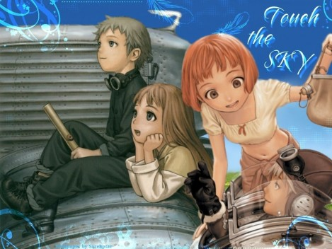 Lastexile Cartoonanime