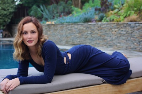 Leighton Meester Photos Davida Williams Photoshoot