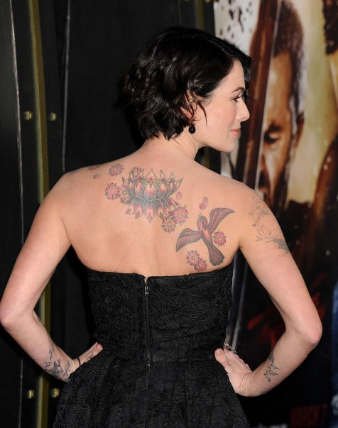 Lena Headey Rise Of An Empire La Premiere