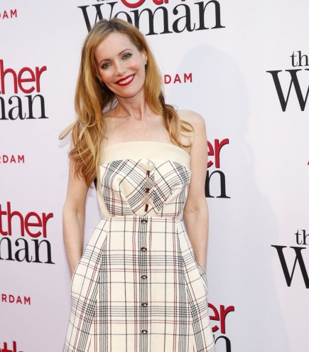Leslie Mann At The Other Woman Premiere In Amsterdam The Other Woman