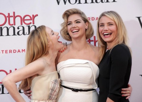 Leslie Mann Kate Upton Cameron Diaz The Other Woman