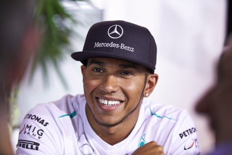 Lewis Hamilton To Be Chauffeur At The Final Race Of The Dtm Season