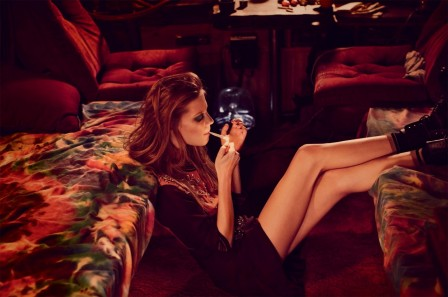 Lexi Boling By Guy Aroch For Muse Magazine Winter